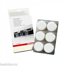 Miele 05626050 6 Pack Descaling Tablets Original