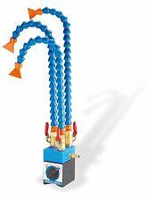 """Magnetfuß (ON-OFF) mit Kühlmittelschlauch Set, 3x Gelenkschlauch 1/4"""" set"""