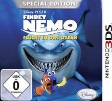 Nintendo 3DS Findet Nemo Flucht in den Ozean Special Edition NEU