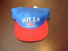 BUFFALO BILLS AJD   big logo SCRIPT NEW VINTAGE 90'S HAT CAP  SNAPBACK