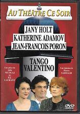 DVD ZONE 2--THEATRE--TANGO VALENTINO--HOLT/ADAMOV/PORON