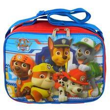 Paw Patrol School Insulated Lunch Bag w/ Strap Chase Rocky Marshall Zuma Rubble