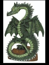 Ceramic Bisque Dragon, N2862, U Paint, Ready To Paint