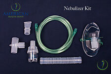 Adult Aerosol Nebulizer Mask W/ Disposable Neb Kit for Asthma COPD Drive Medical