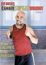 Cardio Striptease Workout: Vol DVD