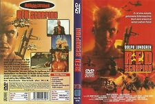 DVD - Red Scorpion - Dolph Lundgren / #8836