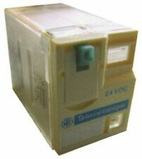 8 pin relay 24 Vdc coil DPDT,12 A w/led - New in Box