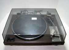 Marantz Model 6110 Turntable w/ Shure Cartridge==Nice!