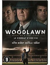 WOODLAWN (2015 Jon Voight, Sean Astin)  DVD  PAL Region 2