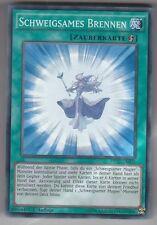 YU-GI-OH Schweigsames Brennen Super Rare DPRP-DE005 NEU