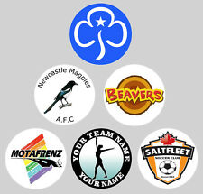 Logo personnalisé centres en dôme 25mm Set de 12 pour médailles trophées & de très haute qualité