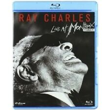"RAY CHARLES ""LIVE AT MONTREUX 1997""  BLU-RAY NEUWARE"
