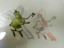 RAID Bug Spray TV COMMERCIAL Hand Painted Animation Cel SC-2 L-24