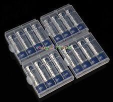 16x 2A AA 3000mah HR6 NiMH Rechargeable Battery + 4x H373 Plastic Case