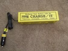Charge It Power Pac, Portable 12 V Battery Charger, Power It