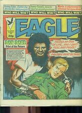 EAGLE weekly British comic book March 31 1984 VG+