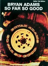 BRYAN ADAMS TABLATURE SO FAR SO GOOD GUITAR TABLATURE BRYAN ADAMS TAB SONGBOOK