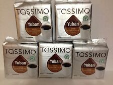 TASSIMO YUBAN 100% COLOMBIAN COFFEE T Discs    70 count   FREE SHIPPING