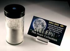 Legendary NWA 5000 Lunar Meteorite Moon Rock 50.0 grams Pure Dust