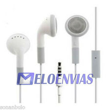 AURICULARES CASCOS CON MICRO PARA IPHONE IPOD MP3 MP4