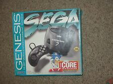 Sega Genesis Model 3 Black Console NEW In Box Unused NIB
