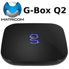 Matricom G-Box Q2 KODI Android 4.1 TV Box Quad Q OCTACORE 2GB 16GB-pieno carico