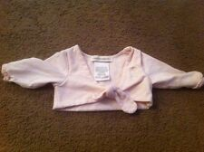 JUICY COUTURE INFANT BABY GIRL PINK  TOP SHIRT TOP– SIZE 0-3 M