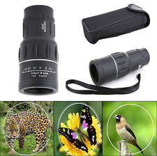Day&Night Vision HD 16x52 HD Optical Monocular Hunting Camping Hiking Telescope