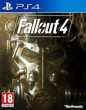 Fallout 4 PS4 *New & Sealed*