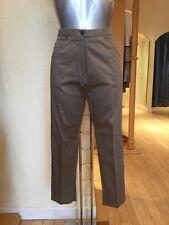 "Jean Gabriel Trousers Size 18 BNWT Taupe 23 1/2"" Inside Leg RRP £108 Now £43"