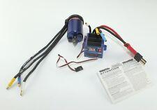 Traxxas VXL-3S Waterproof ESC w/ Velineon 3500 Brushless Motor Combo 3355R