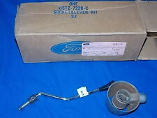 NOS 73 74 75 76 77 Ford F100 F150 F250 Steering Column Shifter Collar and Handle