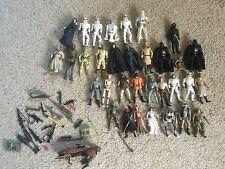 Stars Wars Figurine Lot 33 Star Wars Figures