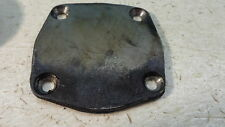 1974 BMW R75/6 SM231 OIL FILTER CAP AND OIL SIDE COVER