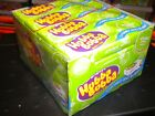 HUBBA BUBBA 20 PACKS OF 5 ATOMIC APPLE CHEWING BUBBLE GUM 100 PARTY BIRTHDAY ETC