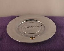 Fittipaldi Chrome Custom Wheel Center Cap Set of One (1) pn: M 517
