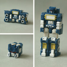 JUNKION BLACKSMITH JB-02 SOUNDWAVE HEADMASTER Triple change RADIO HEAD ROBOT