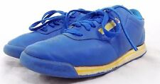 Reebok 80s Vintage Blue Leather Low Top Sneakers // Women's Size 8M