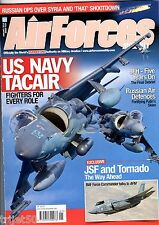 Air Forces Monthly 2016 January RAF F-35,Tornado,Russia,USN,USMC,Gripen,Hind
