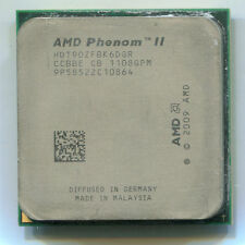 AMD Phenom II X6 1090T HDT90ZFBK6DGR 3.2 GHz six core socket AM3 CPU Thuban 125W
