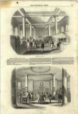 1845 Record And Writ Clerks Office Registrar And Report