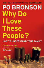 Why Do I Love These People?: How to Understand Your Family,ACCEPTABLE Book