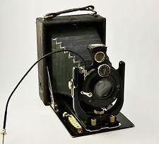 VTG ANTIQUE Voigtlander 9x12 Plate Camera Made In Germany 1:4.5 F 13,5cm Lense