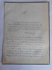 Veuve BOULLAND née PERRIN 1859 Familles BILLAUDEL,FERRAND,CONTANT,MILLOT DENNOGE