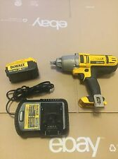 """DEWALT 20V MAX 1/2"""" CORDLESS IMPACT WRENCH  - MODEL DCF889 With CHARGER!"""