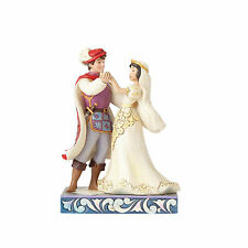 Disney Traditions Jim Shore Snow White & Prince Royal Wedding Couple Figurine