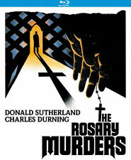 THE ROSARY MURDERS (DONALD SUTHERLAND) - BLU RAY - Region A - Sealed