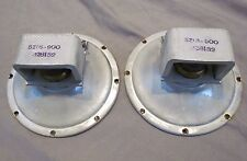 "Pair of Vintage Utah 5"" Speakers Tweeters 6Z16-900"