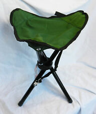 Sturdy Lightweight Folding Portable Stool - Camping / Fishing / Festivals etc