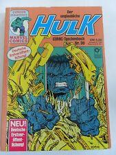 1x Comic Marvel - Hulk Nr. 30 (Condor Taschenbuch)